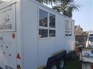 Fantastic Food Trailer for sale