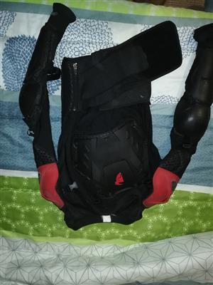 Impact Rig Protector Jackets Small