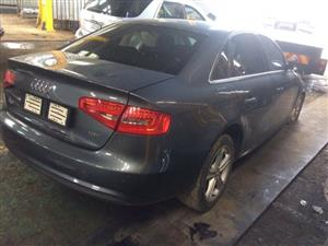 Audi A4 B8 1.8 TFSI CJE multitronic stripping for spares