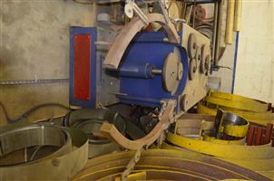 HVAC Ducting/Sheetmetal Factory Machinery For Sale