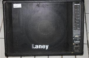 LANEY CD15 SPEAKER W/ POWER CABLE S038014A #Rosettenvillepawnshop