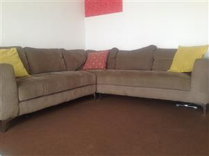 Oxford full corner couch from (at home) for sale