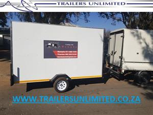 MAMPO FOOD TRAILER. MOBILE KITCHEN. CATERING UNIT.