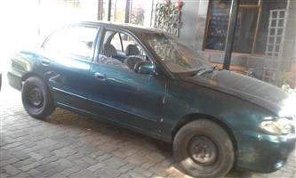1998 Hyundai Accent 1.6 GL