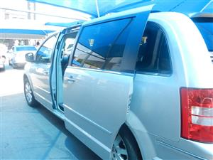 2011 Chrysler Grand Voyager 3.8 Limited