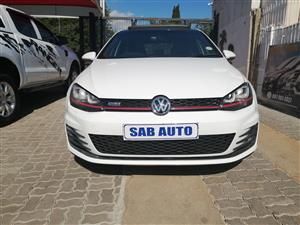 2017 VW Golf hatch GOLF VII GTi 2.0 TSI DSG
