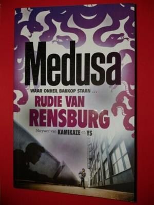 Medusa - Rudie Van Rensburg.