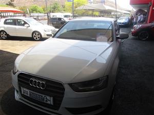 2015 Audi A4 1.4TFSI