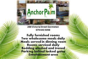 Accommodation Germiston Board and Lodge