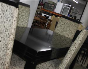 5 piece dining room suite S033663A #Rosettenvillepawnshop