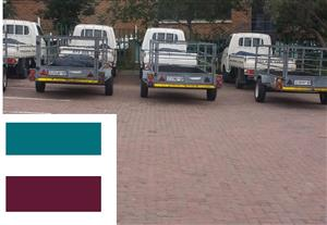 Bakkie and trailer for affordable removals