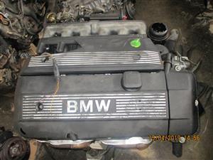 BMW 525 E46 engine for sale