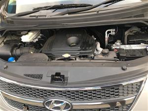 2010 Hyundai H1 H 1 2.4 panel van GL