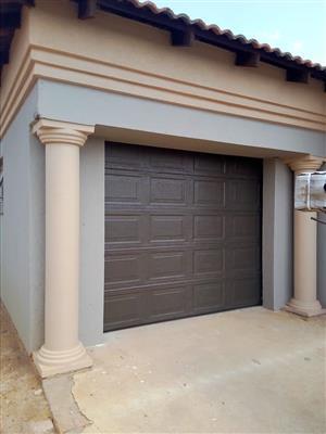Garage Doors installations