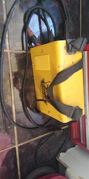 Fragram welder for sale
