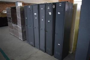 Black lockers for sale