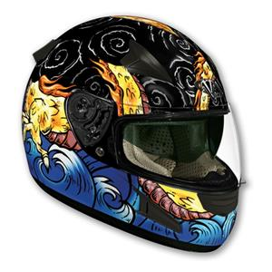 Vega Motorbike Helmet