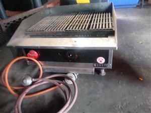 Gas griller
