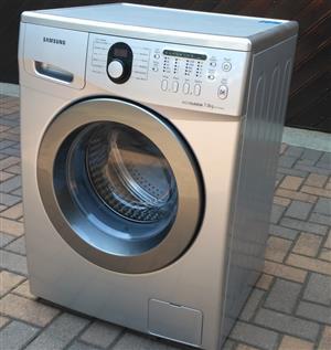 Washing Machine SAMSUNG 7 kg Eco Bubble