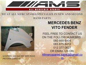 MERCEDES BENZ VITO FENDER FOR SALE (NEW)