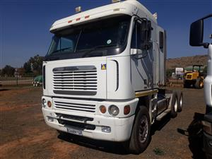Freightliner 530 Cummins d/d Truck,Hydraulics