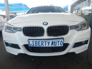 2015 BMW 3 Series 320i Sport Line sports auto