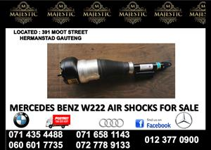 Mercedes benz w222 air shocks for sale new