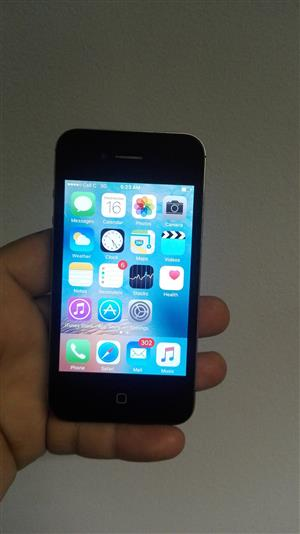 Black iPhone 4s 16 GB