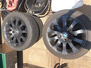 BMW Mags & Tyres