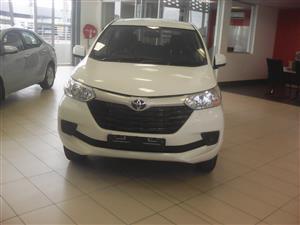 2019 Toyota Avanza AVANZA 1.3 SX