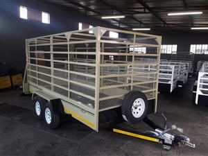 NEW 4m Cattle Trailer