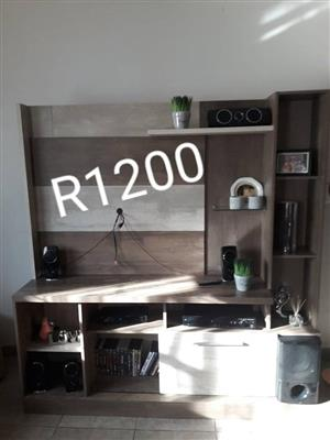 Wooden wall unit for sale