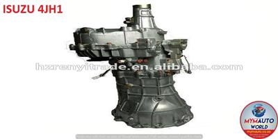 IMPORTED USED ISUZU 4JH1 4WD FLR GEARBOX