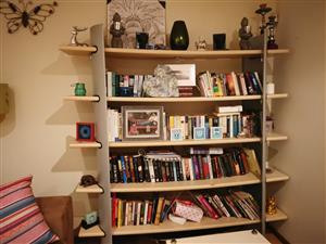 Large Modern Bookcase