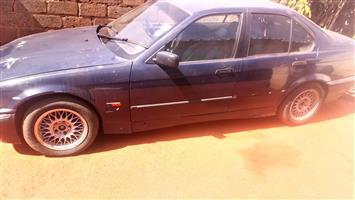 1997 BMW 3 Series 325i