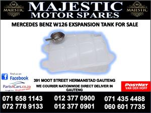 Mercedes benz W126 expansion tank for sale