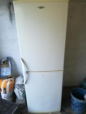 Beautifull large defy frige and freezer in great condition working