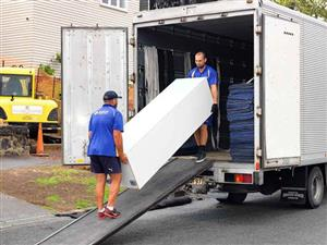 Long distance furniture moving, Cape Town and East London