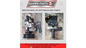 *POWER STEERING PUMP* - HY0014 HYUNDAI ACCENT 2000 G4EB