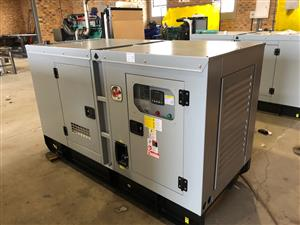 Generators ex stock