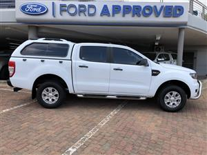 2017 Ford Ranger 2.2 double cab Hi Rider XL auto