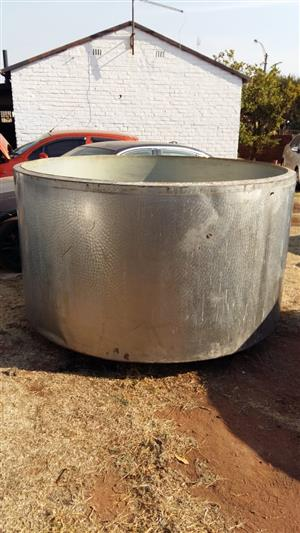 2000ltr Stainless Steel pot