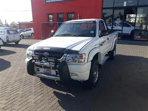 2003 Toyota Hilux 3.0D 4D 4x4 Raider