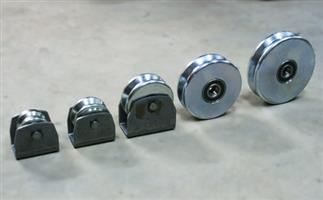Gate wheels  supply and Install for only R 720.00