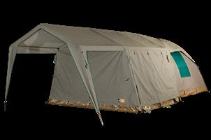 Dome Tent and Extension