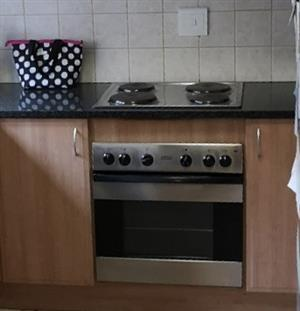 Second hand defy oven