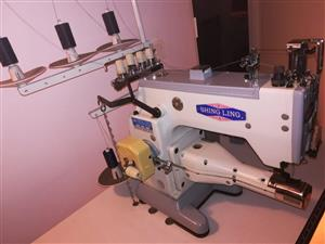 Shing Ling Industrial Sewing Machine For Sale