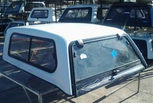 PRE OWNED BUCCO CHEVROLET UTILITY GLASS DOOR CANOPY FOR SALE!!!!!