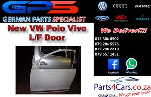 New VW Polo Vivo L/F Door for Sale