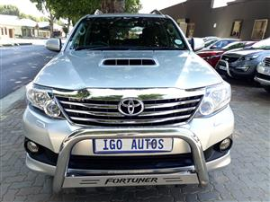 2014 Toyota Fortuner 3.0D 4D Ltd edition auto for sale  Johannesburg - Central